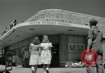 Image of Sixth Street Market North Platte Nebraska USA, 1945, second 9 stock footage video 65675029765