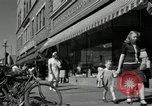 Image of pedestrians North Platte Nebraska USA, 1945, second 2 stock footage video 65675029768
