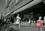 Image of pedestrians North Platte Nebraska USA, 1945, second 3 stock footage video 65675029768