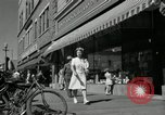 Image of pedestrians North Platte Nebraska USA, 1945, second 4 stock footage video 65675029768