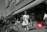 Image of pedestrians North Platte Nebraska USA, 1945, second 5 stock footage video 65675029768