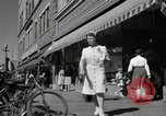 Image of pedestrians North Platte Nebraska USA, 1945, second 6 stock footage video 65675029768