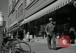 Image of pedestrians North Platte Nebraska USA, 1945, second 8 stock footage video 65675029768