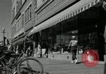 Image of pedestrians North Platte Nebraska USA, 1945, second 11 stock footage video 65675029768