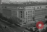 Image of Department of Justice building dedication Washington DC USA, 1934, second 3 stock footage video 65675029772