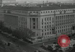 Image of Department of Justice building dedication Washington DC USA, 1934, second 4 stock footage video 65675029772