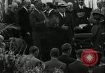 Image of Department of Justice building dedication Washington DC USA, 1934, second 12 stock footage video 65675029772