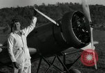 Image of invented aircraft Rushville Missouri USA, 1934, second 7 stock footage video 65675029775