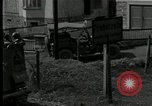 Image of US Army 90th infantry convoy Probstzella Germany, 1944, second 2 stock footage video 65675029783