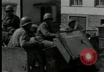 Image of US Army 90th infantry convoy Probstzella Germany, 1944, second 10 stock footage video 65675029783