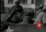Image of US Army 90th infantry convoy Probstzella Germany, 1944, second 12 stock footage video 65675029783