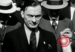 Image of James J Walker New York United States USA, 1932, second 12 stock footage video 65675029787