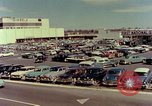 Image of Cross County Shopping Center in the 1950s Yonkers New York USA, 1958, second 3 stock footage video 65675029792