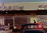 Image of Cross County Shopping Center in the 1950s Yonkers New York USA, 1958, second 4 stock footage video 65675029792