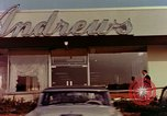 Image of Cross County Shopping Center in the 1950s Yonkers New York USA, 1958, second 5 stock footage video 65675029792