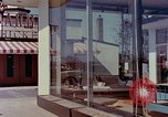 Image of suburban shopping center Yonkers New York USA, 1958, second 2 stock footage video 65675029793