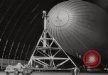 Image of navy airship mast United States USA, 1957, second 9 stock footage video 65675029796