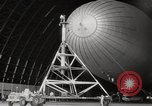 Image of navy airship mast United States USA, 1957, second 10 stock footage video 65675029796
