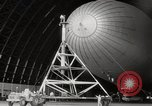 Image of navy airship mast United States USA, 1957, second 11 stock footage video 65675029796