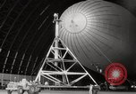 Image of navy airship mast United States USA, 1957, second 12 stock footage video 65675029796