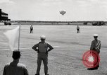 Image of landing and masting airship United States USA, 1957, second 11 stock footage video 65675029799