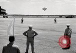 Image of landing and masting airship United States USA, 1957, second 12 stock footage video 65675029799