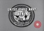 Image of ship fire fighting techniques United States USA, 1960, second 10 stock footage video 65675029804