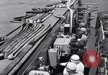 Image of controlling deck fire United States USA, 1960, second 9 stock footage video 65675029809