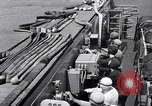 Image of controlling deck fire United States USA, 1960, second 11 stock footage video 65675029809