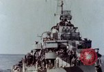 Image of American Destroyer Pacific Ocean, 1945, second 2 stock footage video 65675029817