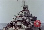 Image of American Destroyer Pacific Ocean, 1945, second 3 stock footage video 65675029817