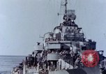Image of American Destroyer Pacific Ocean, 1945, second 9 stock footage video 65675029817