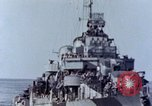 Image of American Destroyer Pacific Ocean, 1945, second 10 stock footage video 65675029817