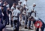Image of American Destroyer Pacific Ocean, 1945, second 11 stock footage video 65675029817