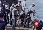 Image of American Destroyer Pacific Ocean, 1945, second 12 stock footage video 65675029817