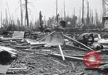 Image of explosion's aftermath Olympia Washington USA, 1934, second 2 stock footage video 65675029829