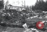 Image of explosion's aftermath Olympia Washington USA, 1934, second 12 stock footage video 65675029829