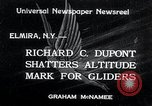 Image of gliders Elmira New York USA, 1934, second 1 stock footage video 65675029831