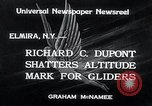 Image of gliders Elmira New York USA, 1934, second 2 stock footage video 65675029831