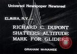 Image of gliders Elmira New York USA, 1934, second 7 stock footage video 65675029831