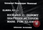 Image of gliders Elmira New York USA, 1934, second 8 stock footage video 65675029831