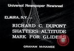 Image of gliders Elmira New York USA, 1934, second 9 stock footage video 65675029831