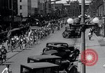 Image of boy scout jamboree Binghamton New York USA, 1934, second 11 stock footage video 65675029832