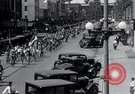 Image of boy scout jamboree Binghamton New York USA, 1934, second 12 stock footage video 65675029832