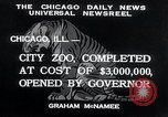 Image of Zoological garden Chicago Illinois USA, 1934, second 5 stock footage video 65675029834