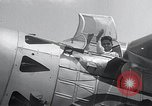 Image of Francisco Sarabia's plane Mexico City Mexico, 1934, second 10 stock footage video 65675029837