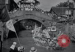 Image of Dragon Boat race Shanghai China, 1934, second 7 stock footage video 65675029841