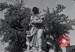 Image of Madonna of the Trail Lexington Missouri USA, 1934, second 10 stock footage video 65675029843