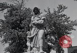 Image of Madonna of the Trail Lexington Missouri USA, 1934, second 11 stock footage video 65675029843