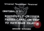Image of Franklin Roosevelt Cristobal Canal Zone, 1934, second 1 stock footage video 65675029845